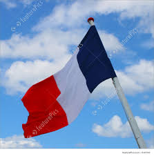 Image French Flag Picture Of Flying The French Flag