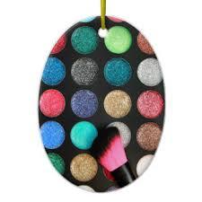 makeup ornaments keepsake ornaments zazzle