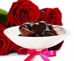 flowers love flowers chocolate roses heart nature valentines day