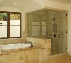 how to clean glass shower doors incredible frameless shower glass