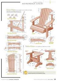 Cape Cod Chairs 90 Adirondack Chair Plans Planspin Com