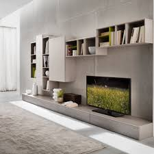 Modern Tv Units Tv Unit Modern Contemporary Design By Siluetto 360 Cm Length At