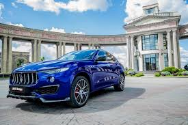 future maserati larte design gives maserati levante carbon upgrades and more presence