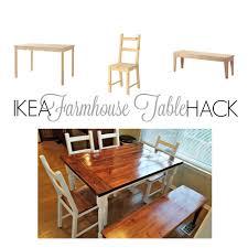 ingo ikea hack ikea hack from ingo to farmhouse table