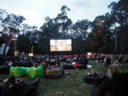 Sunset Cinema Botanic Gardens An Evening At The Sunset Cinema A Stylish Moment
