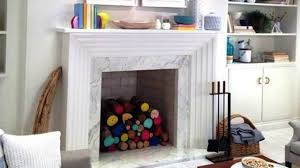 cool ideas for your non working fireplace youtube