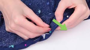 Blind Stitch Hem By Hand 3 Easy Ways To Hand Sew A Hem With Pictures Wikihow