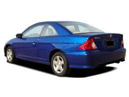 honda civic 2004 coupe 2004 honda civic hybrid side srs pzev photos and msn autos