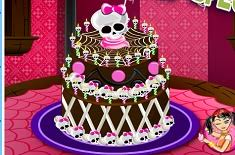 New Year Cake Decoration Games by New Year Cake Decor Monster High Games
