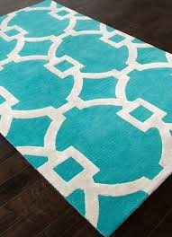 Teal Area Rug 5x8 Teal And White Area Rug Visionexchange Co