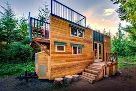 the basecamp a tiny house that embraces a mountaineers lifestyle