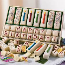 happy birthday candle happy birthday candle petits fours figi s