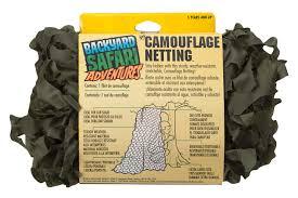 Camo Netting Curtains Backyard Safari Camouflage Netting Toys