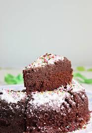 Eggless Chocolate Cake In Microwave How To Make Eggless