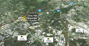 Bwi Airport Map Troy Hill Corporate Center Elkridge Md Flex Space St John