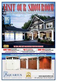 garage doors westchester ny specials on garage door sales aquarius door in wyckoff