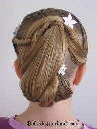 junior bridesmaid hairstyles 56 best flower junior bridesmaidhairstyles images on