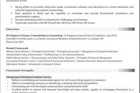 Sample Resume For Financial Analyst Entry Level by Entry Level Financial Analyst Resume Berathen Financial Analyst