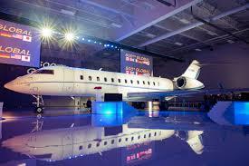 groupe bollor si ge social le 500e avion global entre en service auprès du groupe bolloré