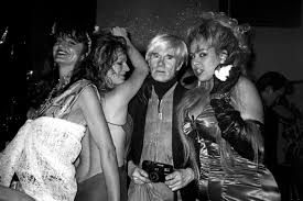 andy warhol age age of warhol andy warhol with three cookie mueller