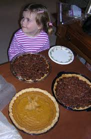 list of traditional thanksgiving pies