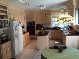 Best Way To Update Kitchen Cabinets Is Painting The Best Way To Update Solid Maple Cabinets And