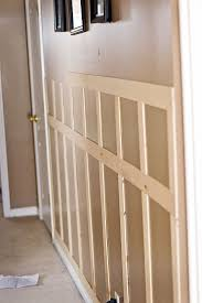 Wainscoting On Stairs Ideas Best 25 Faux Wainscoting Ideas On Pinterest Wainscoting