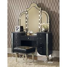Dresser Vanity Bedroom Bedroom Black Vanity Table For Elegant Furniture Design Seth