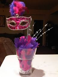 Centerpieces For Quinceaneras 55 Best Beans Sweet Sixteen Images On Pinterest Masquerade Party