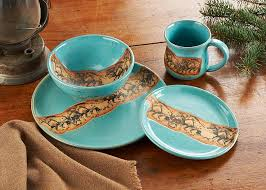 american dinnerware set wings