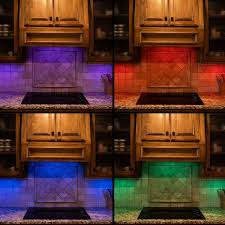 battery operated led lights for kitchen cabinets ge battery operated 12 in led color changing cabinet