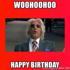 Ashley Schaeffer Meme - woohoohoo happy birthday ashley schaffer meme generator