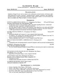 Fluent In English Resume Resumes Objectives Examples Example Resume And Resume Objective