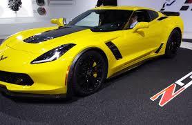 fastest c7 corvette chevrolet chevrolet corvette z06 adds limited edition c7 r