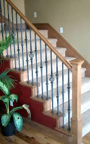 How To Refinish A Wood Banister Stair Remodeling Wood Stairs