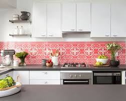 backsplash wallpaper for kitchen the wallpaper glass backsplash kitchen