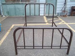 metal bed frames we d love to own beds and iron regarding frame
