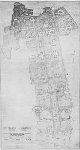 Nanking China Map by University Of Nanking Magazine Ricker House Chronicles
