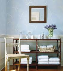 French Inspired Bathroom Accessories by Design Interior French Country Blue Wall Simple Table Vase