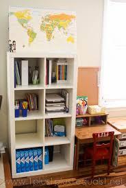 Homeschool Desk Our Homeschool Room 2015 2016 1 1 1 U003d1