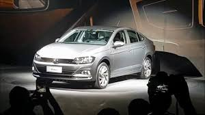 brazil volkswagen 2018 volkswagen virtus revealed in brazil polo based sedan