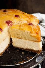 pineapple upside down cheesecake cake the merchant baker