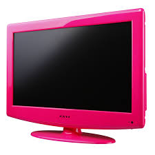 Bright Pink Bathroom Accessories by Pink Tv Want It Pink Pinterest Pink Tvs And
