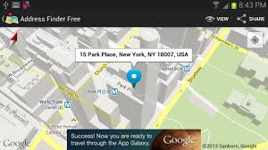 Address Map Address Finder Free Android Apps On Google Play