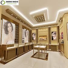 Jewelry Shop Decoration Customized Newest Fashion Jewelry Shop Decoration Jewellery Shop
