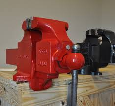6 Inch Bench Vise Desmond Simplex 61p Another 6 Inch Wide Jaw Vise Joel M Did A