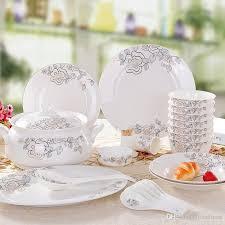 new year sale bone china dinnerware sets gifts