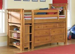 Wooden Loft Bed Design by Ideas For Wooden Loft Beds For Kids U2013 Home Improvement 2017