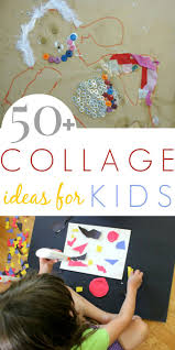 halloween crafts ideas for older kids 220 best collage art ideas for kids images on pinterest collage