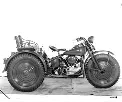 ww2 jeep side view top 5 harley davidson prototypes of wwii rideapart